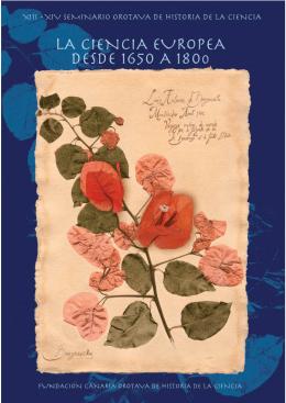 Programa año XIII - Fundación Canaria Orotava de Historia de la