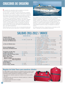 Folleto Catai_Cruceros 2011-2012.qxd