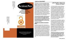 ActionNet de Espanol - Access to Independence, Inc.