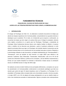 Referencias Tecnicas Terapias Reparativas Revision final 04 Junio