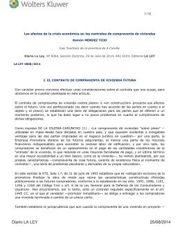 Diario La Ley, núm. 8364, Sección Doctrina (29 de julio de 2014)