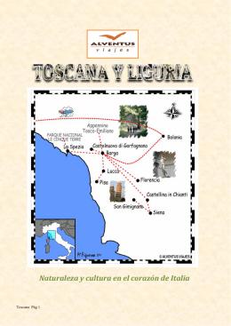 Naturaleza y cultura en el corazón de Italia