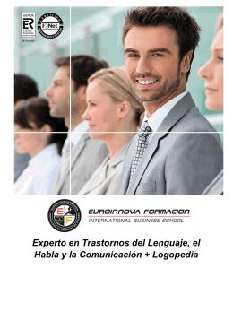 Experto en Trastornos del Lenguaje, el Habla y la Comunicación +