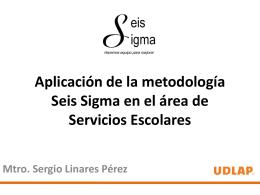 J_S1_1_Aplicación de la metodología Seis Sigma