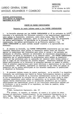 CUERDO GENERAL SOBRE 5B £/ 2 t * r . de 1979 RANCELES