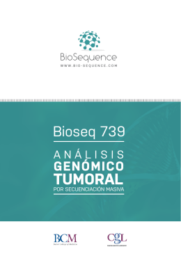 TUMORAL - BioSequence