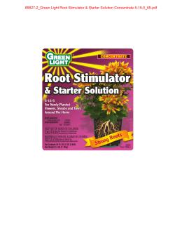 7056-C Root Stimulator QT Front