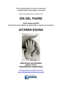 Guía Día del Padre