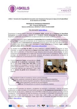 Boletín Informativo - Fundación General UGR