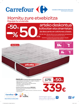 50% - Carrefour
