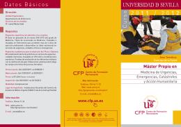 Curso Datos Básicos - Centro Internacional