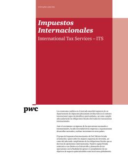 Impuestos Internacionales