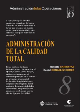 Administración de la calidad total