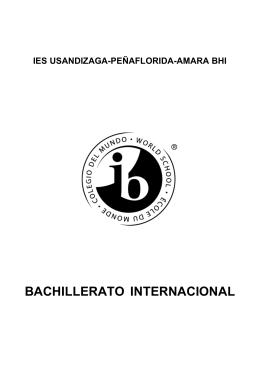 En Gijón se puede cursar el Bachillerato Internacional