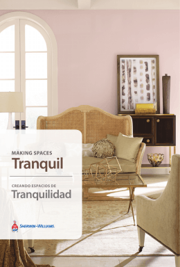 Tranquil - Sherwin