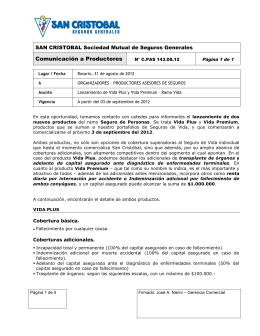 Lugar / Fecha - Romasanta y Asociados SA