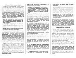 CP05 Resistiendo la Pornografía - Folletos y Tratados Evangelicos