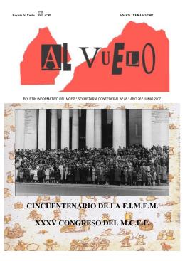 AlVuelo nº 85