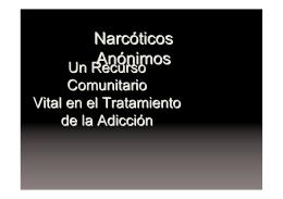 Descargar - NARCOTICOS ANONIMOS