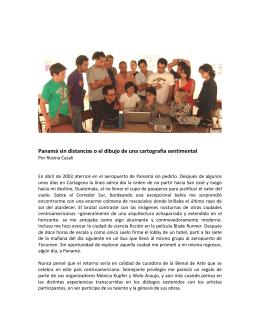 Bajar documento en PDF - 8 bienal de arte de panama