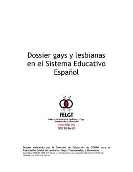 La orientacion sexual en el Sistema Educativo Español