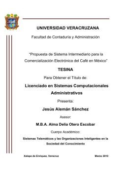 MBA Alma Delia Otero Escobar