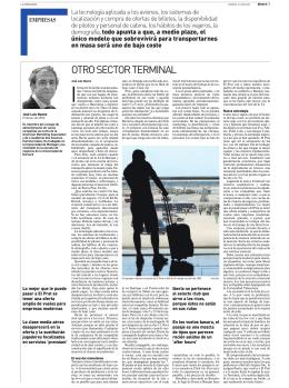 Otro sector terminal - El blog de Jose Luis Nueno