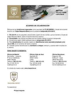JEAN ACIN - Club Iberia