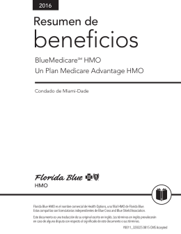 BlueMedicare HMO LifeTime - fl