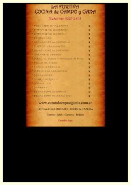 FOLLETO CARTA - guia comercial de lanus