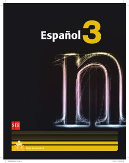 Español - Secundaria SM