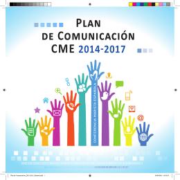 Plan de Comunicación 2014 - 2017