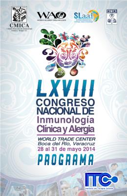 enfermeras - CMICA Colegio Mexicano de Inmunología Clínica y