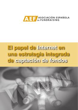 Descarga aquí el documento - Asociación Española de Fundraising