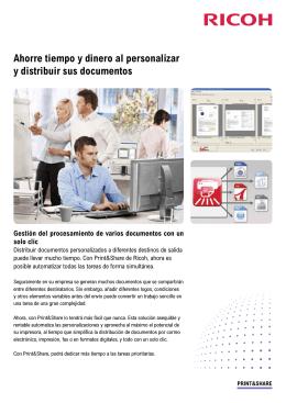 Print&Share Brochure