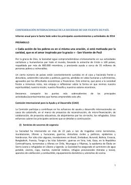 Informe Anual del President General 2014 (pdf, 112,37 Ko)