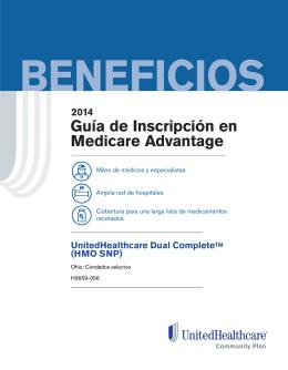 Guía de Inscripción en Medicare Advantage