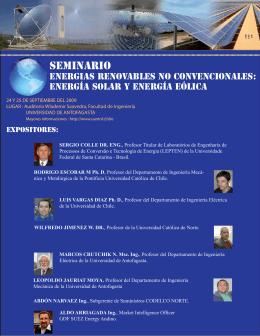SEMINARIO - Universidad de Antofagasta