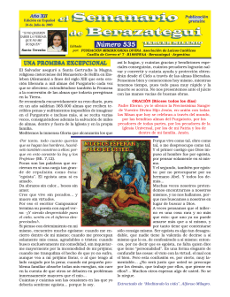 semanario 535 - El Semanario de Berazategui