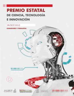 Libro Oficial del Premio Estatal de Ciencia, TecnologÃa e