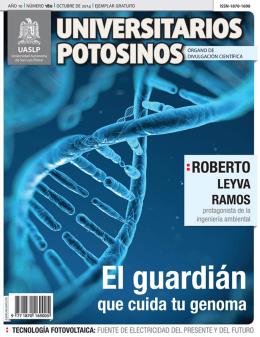 Número 180 Octubre 2014 - Universidad Autónoma de San Luis