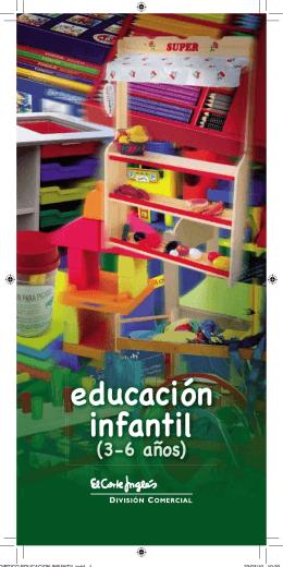 DIPTICO EDUCACION INFANTIL.indd