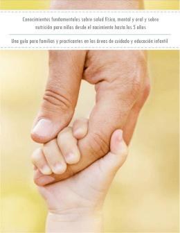 Conocimientos fundamentales sobre salud física, mental y oral y