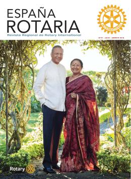 Revista España Rotaria julio-agosto 2015