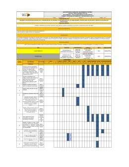 Programas pyp - Universidad Pedagógica y Tecnológica de Colombia