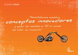 conceptos innovadores