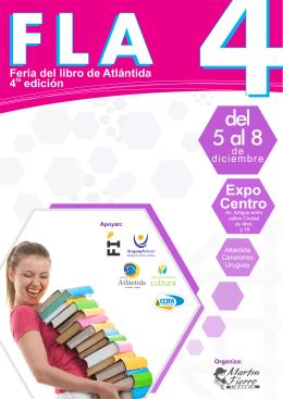 Propuesta Comercial 3 - Feria del Libro de Atlántida