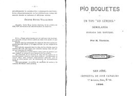 Tarnica-Pío Boquetes
