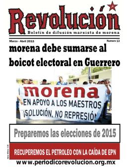 Revolución 13