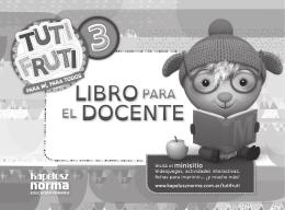 LIBROPARA EL DOCENTE